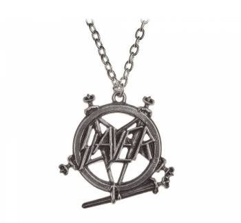 Slayer Pentagram logo Pendant