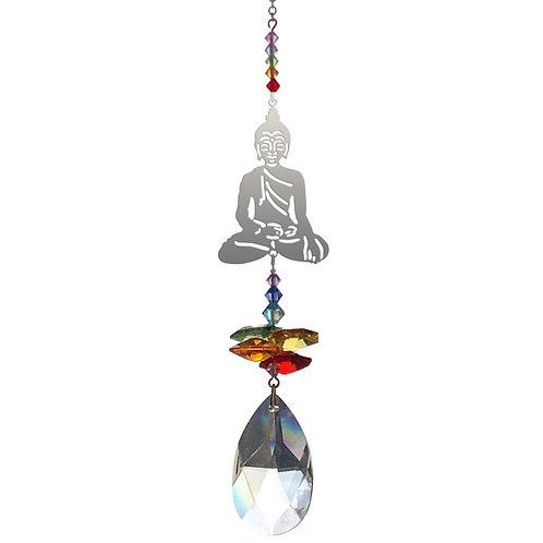 Buddha Hanging Crystal