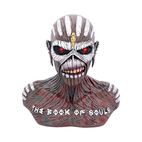 Book of Souls Bust Box