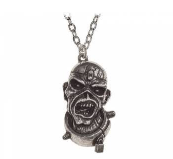 Iron Maiden Piece of Mind Eddie Pendant