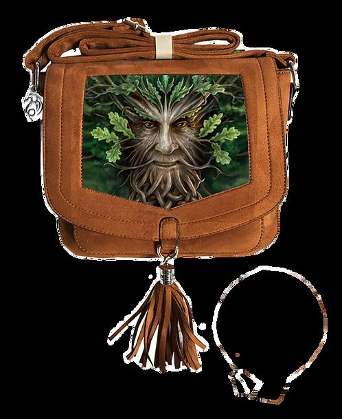 Oak King Bag by Anne Stokes