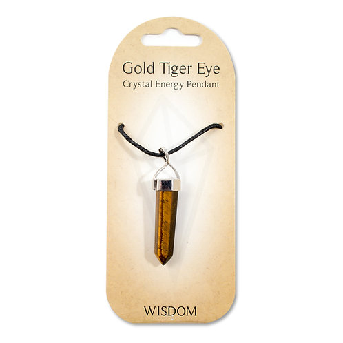 Gold Tiger Eye - Wisdom