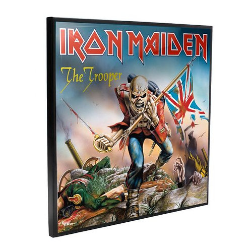 Iron Maiden-The Trooper Crystal Clear Pic