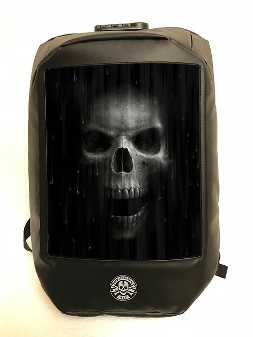 Anne Stokes Bad To The Bone 'The Watcher' Backpack - 3D Lenticular