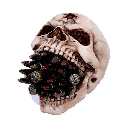 Bite the Bullet Skull