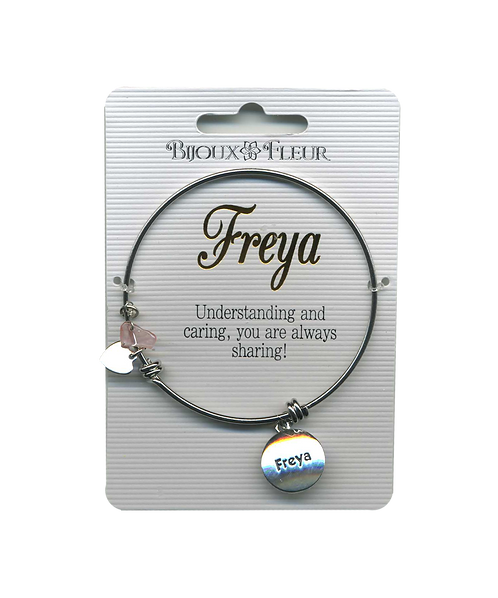 Names with F Personalised Bangles