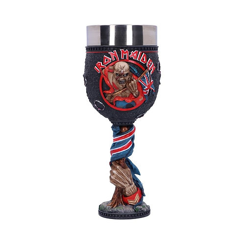 Iron Maiden The Trooper Goblet