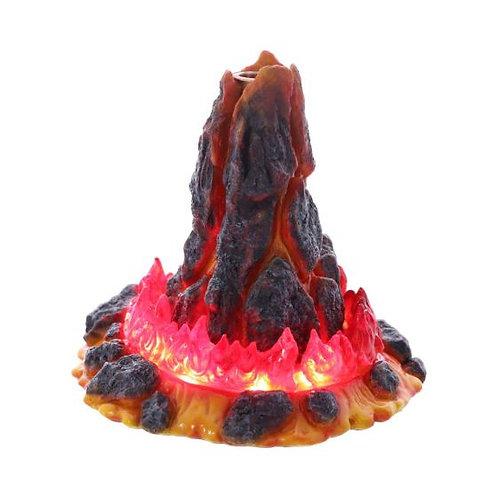 Volcanic Eruption Backflow Incense Burner