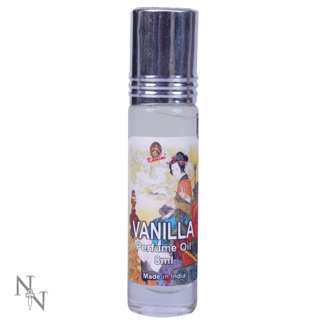 Vanilla Roll on Perfume Oil