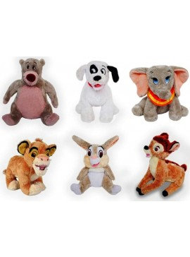 Disney Classic Characters Soft Plush Toys