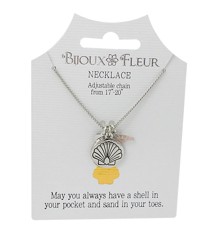 Shell Personalised Necklace