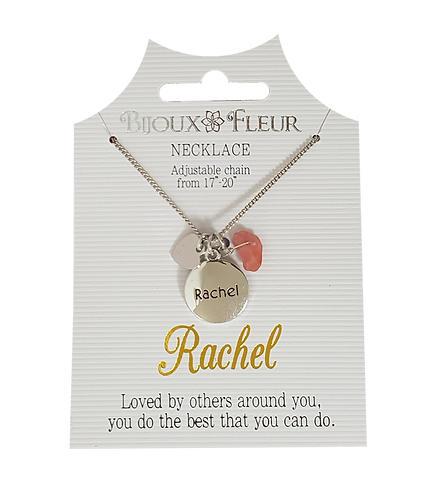 Names with R Personalised Necklaces