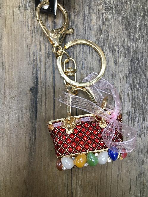 Bag Keyring/ Bag Charm
