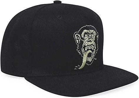 Gas Monkey Face on snap back cap