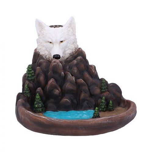 Wild Ridge Backflow Incense Cone Burner