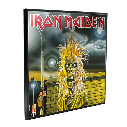 Iron Maiden Crystal Clear Picture