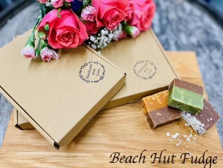 About Beach Hut Fudge