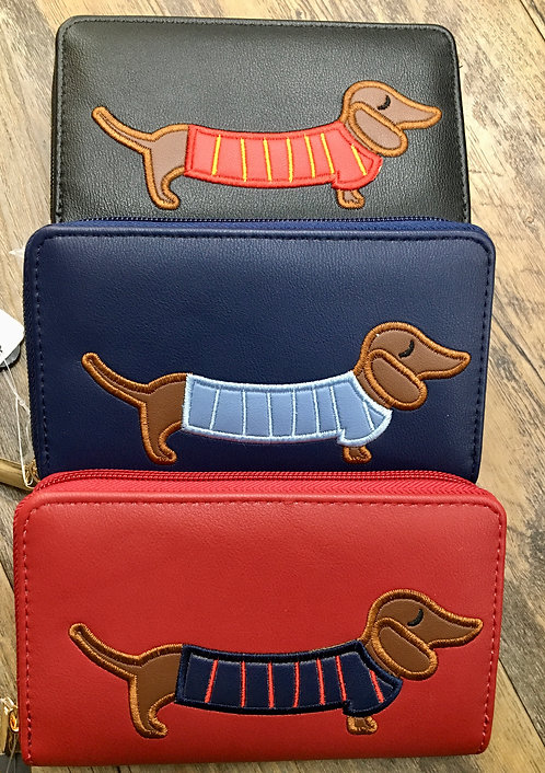 Sausage Dog Purses