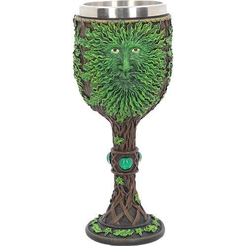 Oak Tree Goblet