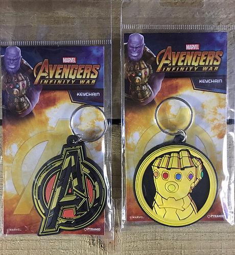 Avengers Keyrings