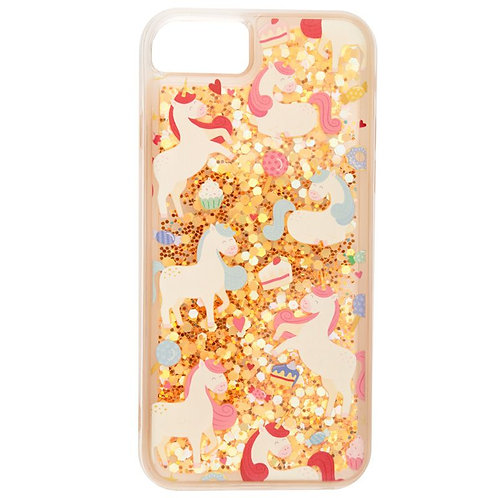 Sweet Dreams Unicorn Glitter Phone Case