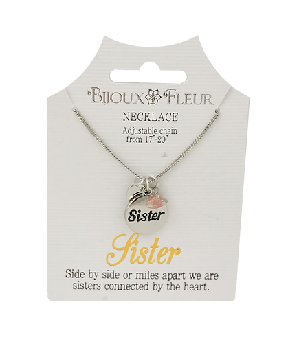 Sister Personalised Necklace