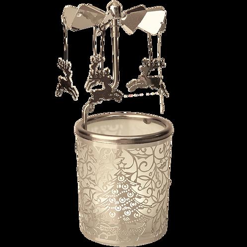 Reindeer Tea-light Carousel