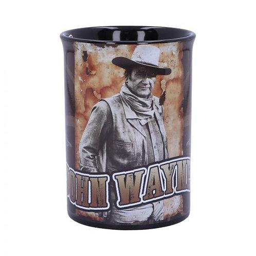John Wayne The Duke Gun Handle Drinking Mug