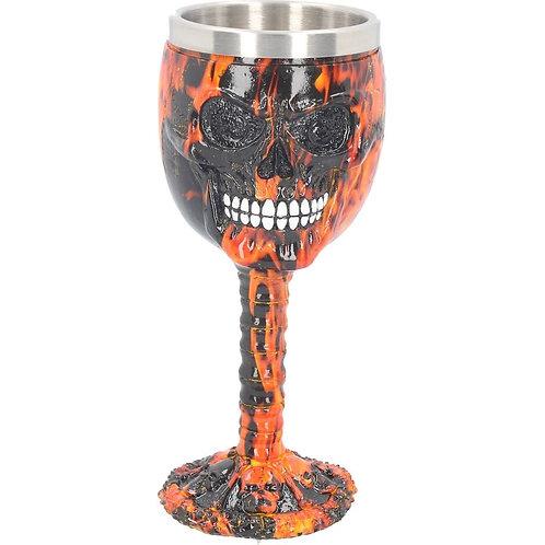 Inferno Skull Goblet