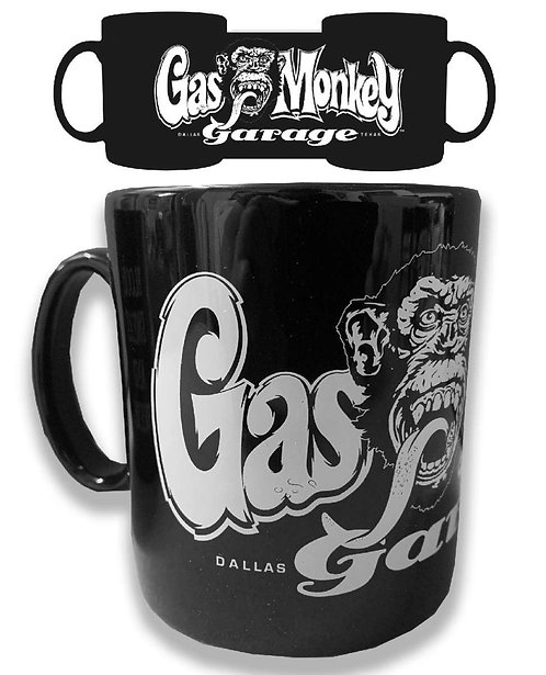 "Gas Monkey ""OG logo"" coffee mug"