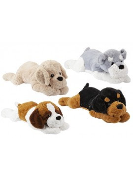 Lying Dogs Soft Plush Toy