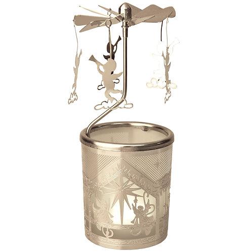 Cherub Tea-light Carousel