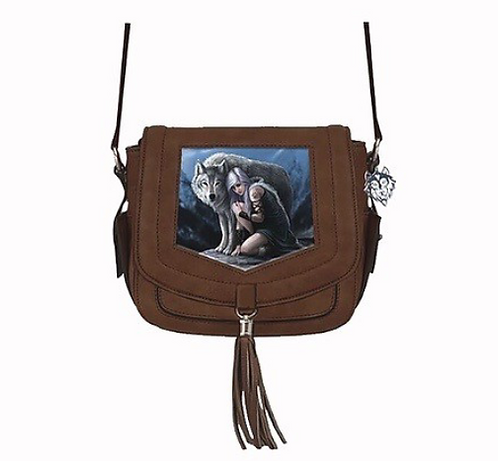 Protector 3D Lenticular Bag by Anne Stokes
