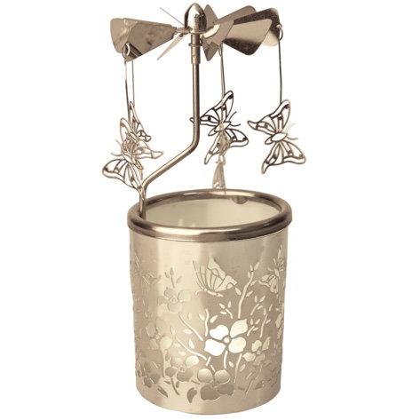 Butterfly Tea-light Carousel