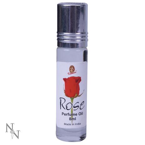 Rose Roll on Perfume Oil