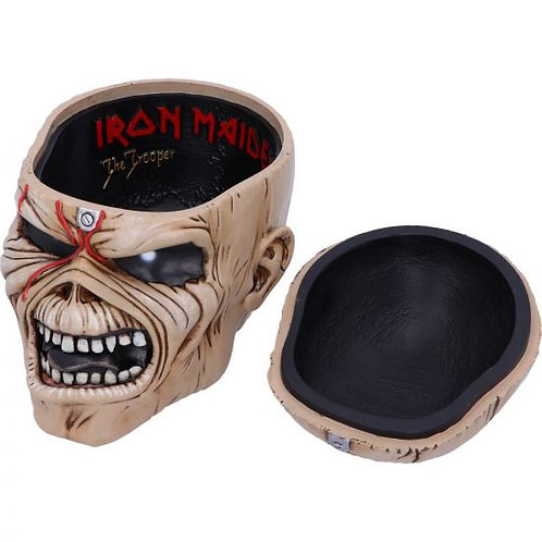 Iron Maiden The Trooper Box