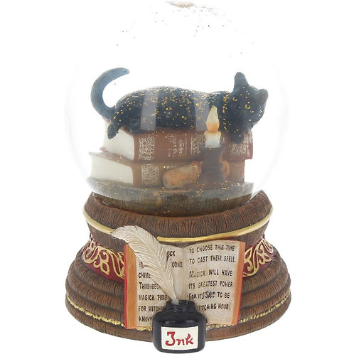 Witching Hour Snowglobe