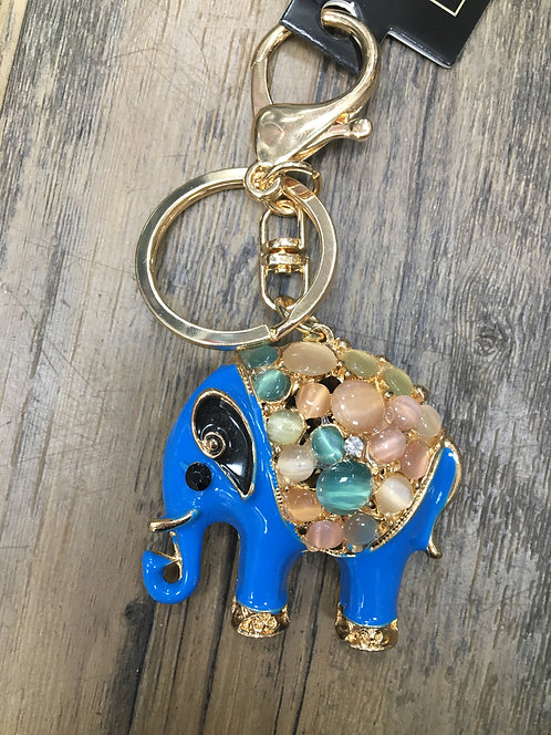 Elephant Keyring/ Bag Charm