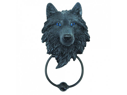Dark Guardian Wolf Knocker