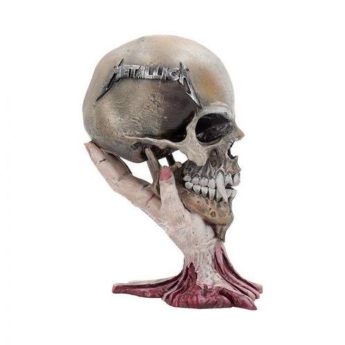 Metallica Sad but True Pushead Skull Figurine
