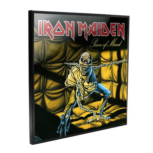 Iron Maiden-Piece of Mind Crystal Clear
