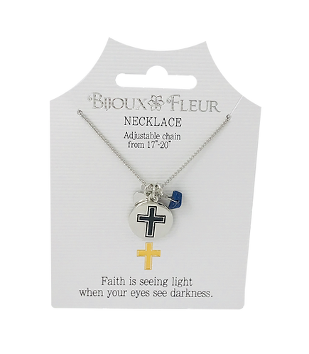 Faith Personalised Necklace