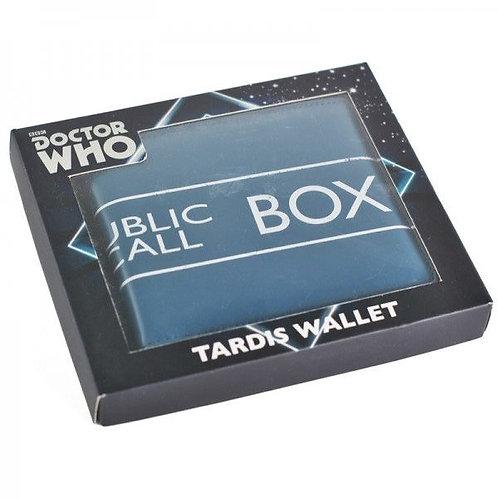Doctor Who Wallet Tardis