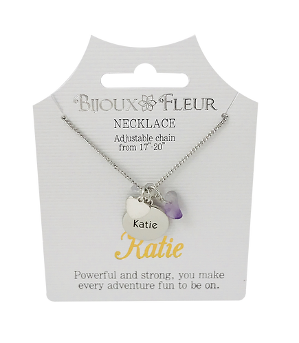 Names with K Personalised Necklaces