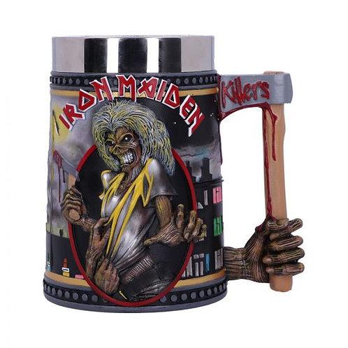 Iron Maiden The Killers Tankard