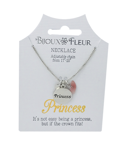 Princess Personalised Necklace