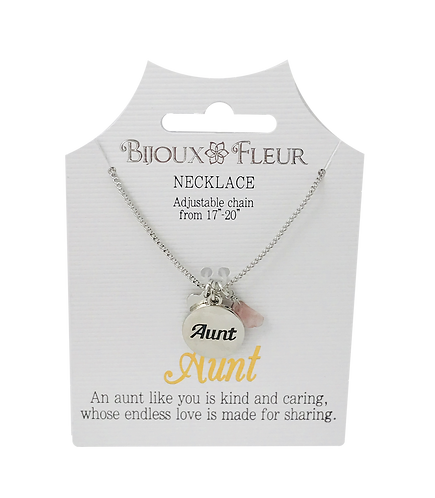 Aunt Personalised Necklace
