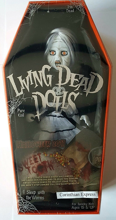 Living Dead Doll Halloween 2017