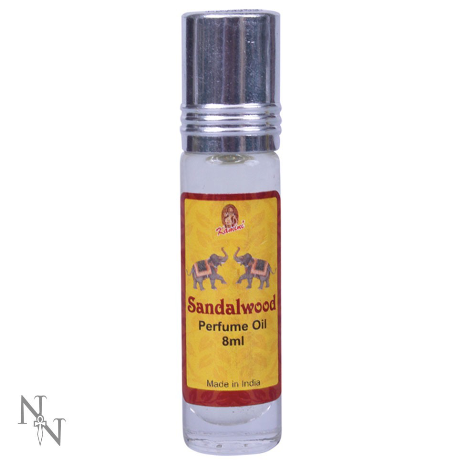Sandalwood Roll on Perfume Oil
