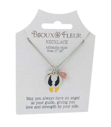 Angel Personalised Necklace